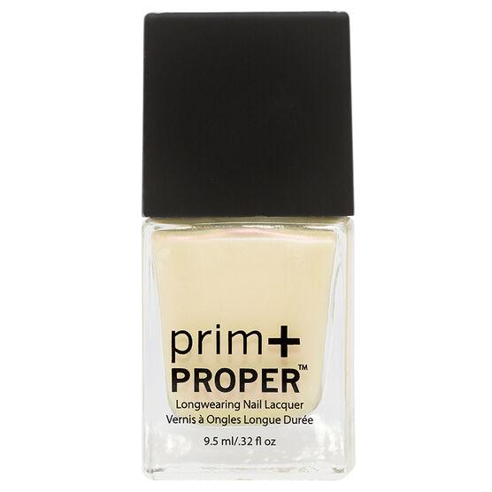 Prim + Proper Nail Lacquer - Vintage Lace