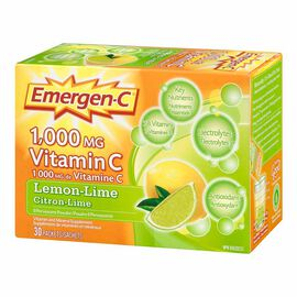 Emergen-C - Lemon Lime  - 30's