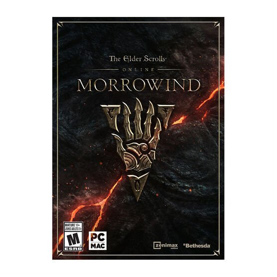 PC The Elder Scrolls Online - Morrowind