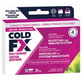 Cold-FX - 18's