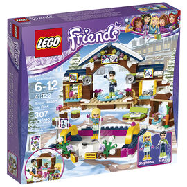LEGO Friends - Snow Resort Ice Rink