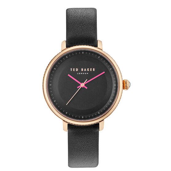 Ted Baker Watch - Black/Rose Gold - 10031531