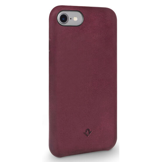 Twelve South RelaxedLeather for iPhone 7 - Marsala - TS121642