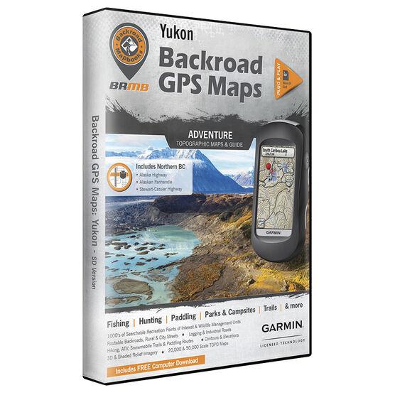 Backroad GPS Maps - Yukon - 02393