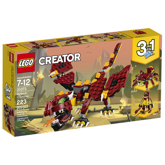 LEGO Creator 3in1  - Mythical Creatures