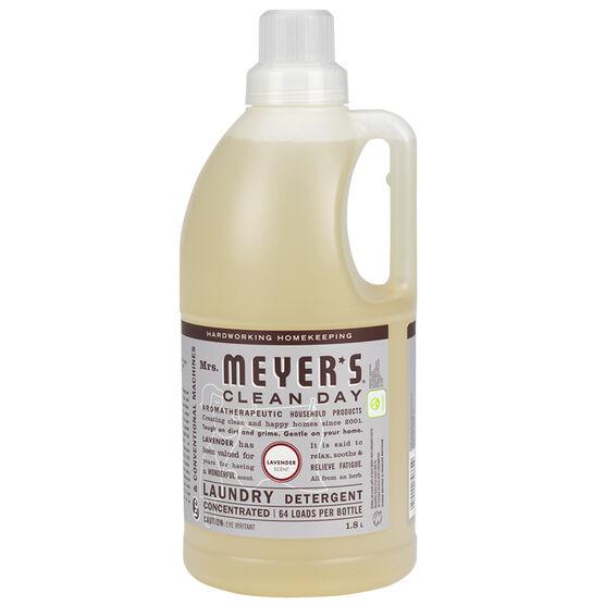 Mrs. Meyer's Laundry Detergent - Lavender - 1.8L