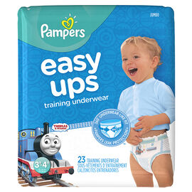 Pampers Easy Ups Training Underwear - 3T/4T - 23ct - Boys