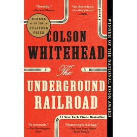 Underground Railroad by Colson Shitehead