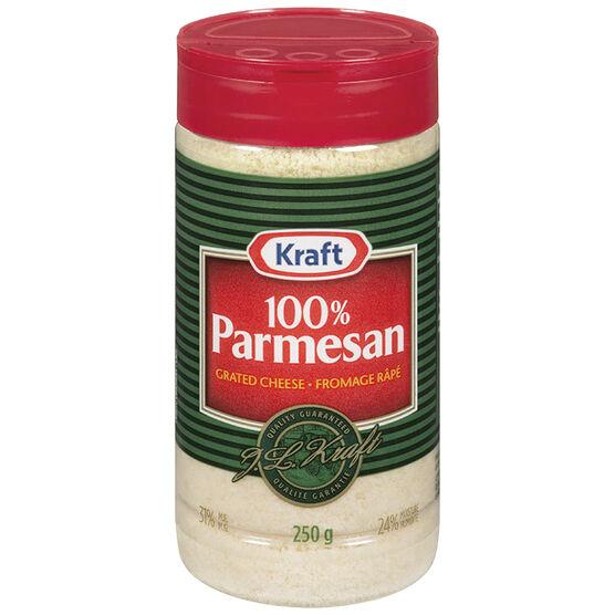 Kraft Parmesan Grated Cheese - 250g