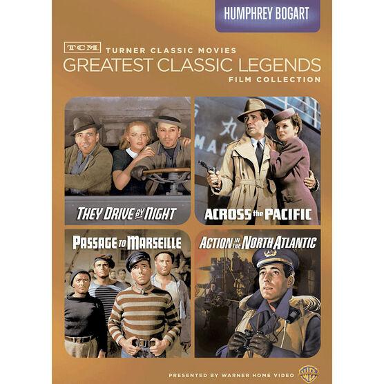 TCM Greatest Classic Films Collection: Humphrey Bogart - DVD