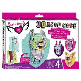 Fashion Angels 3D Head Case Magnetic Pets Kit