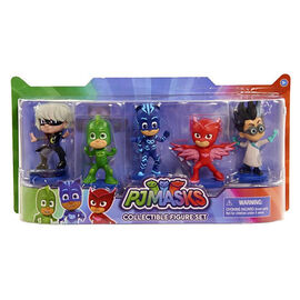 PJ Masks Collectible Figure Set - Assorted