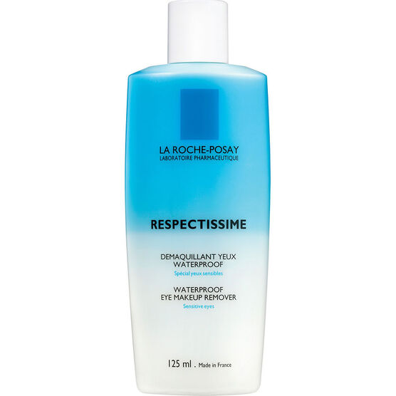La Roche-Posay Respectissime Waterproof Eye Make-Up Remover - 125ml