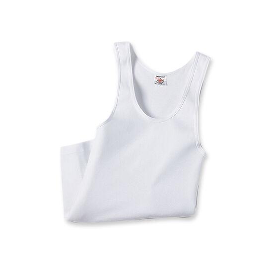 Silvert's Men's Regular Cotton Undervest - Small - XL