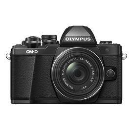Olympus OM-D E-M10 Mark II with 14-42mm II R Manual Zoom Lens