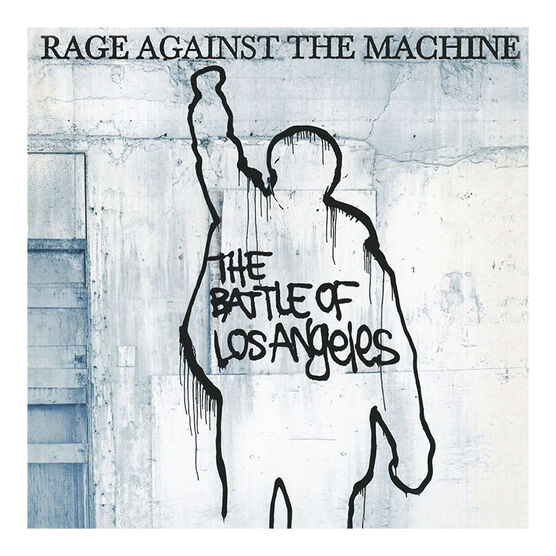 Rage Against the Machine - The Battle of Los Angeles - Vinyl