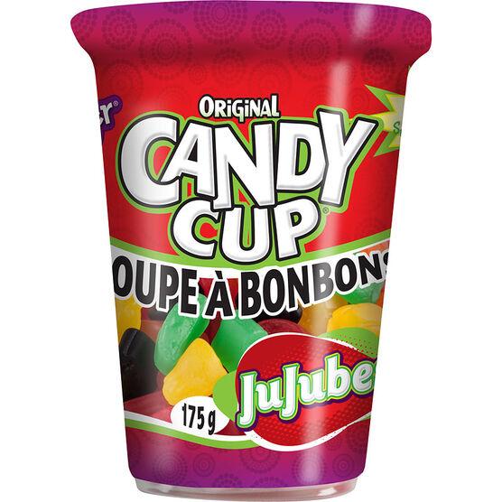 Huer Candy Cup - Ju Jube - 175g