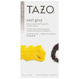 Tazo Black Tea - Earl Grey - 24's