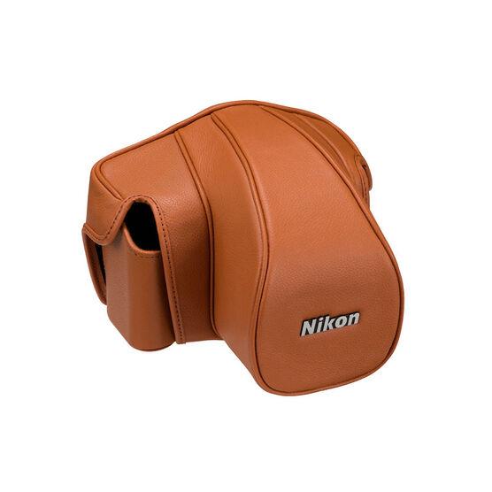 Nikon DF Leather Case - Brown - CF-DC6B
