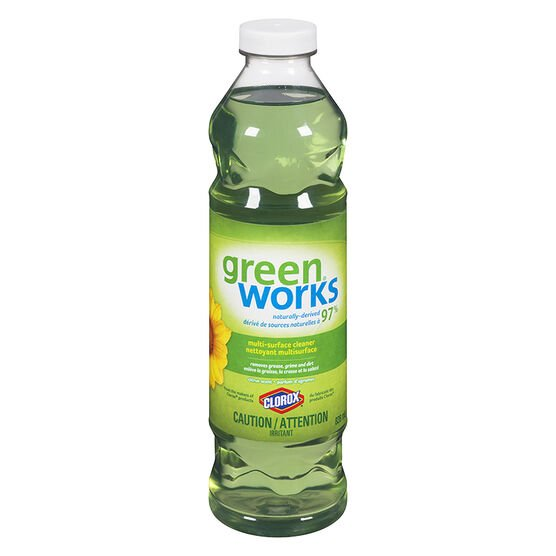 Green Works Dilutable Cleaner - 828ml