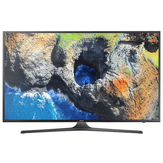 Samsung 49-in 4K UHD Smart TV - UN49MU6300FXZC