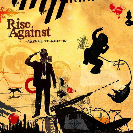 Rise Against - Appeal To Reason (Limited Edition) - Vinyl