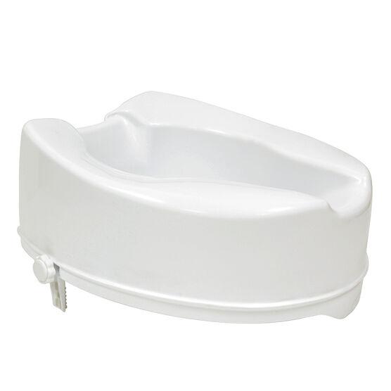 BIOS Living Easy Lock 5' Raised Toilet Seat - 59017