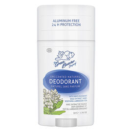 The Green Beaver Company Natural Unscented Deodorant - 50g