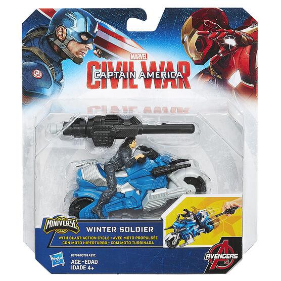 Captain America Combat Racer - Assorted