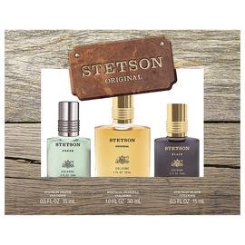 Stetson Omni Fragrance Set - 3 piece