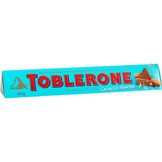 Toblerone Almond - 100g