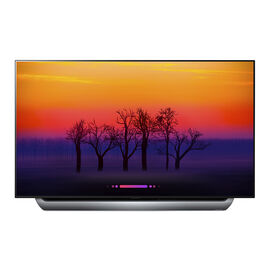 LG 55-in OLED 4K UHD Smart TV with webOS 4.0 - OLED55C8P