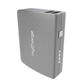 MyCharge AmpPlus 4400 - Grey - CAAMU44GG