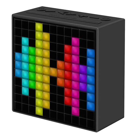 Divoom Time Box - Black - DIVTB