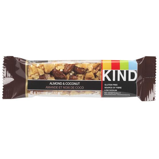 Kind Bar - Almond & Coconut - 40g