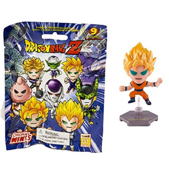 Dragonball Z Buildable Series 1 - Blind Pack