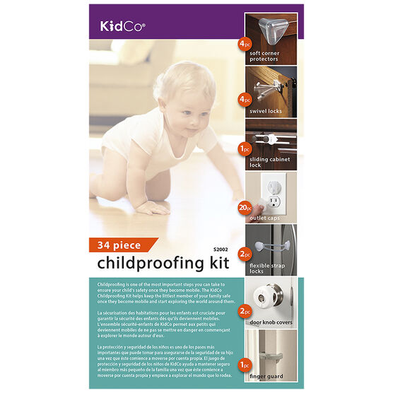 KidCo 34-Piece Childproofing Kit - S2002