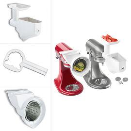 KitchenAid Mixer Attachment Pack - White - FPPA