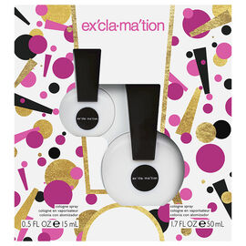 Ex'cla-ma'tion Fragrance Set - 2 piece