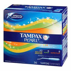 Tampax Pearl Multipack - 36's