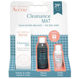 Avene Cleanance Mat Set - 3 piece