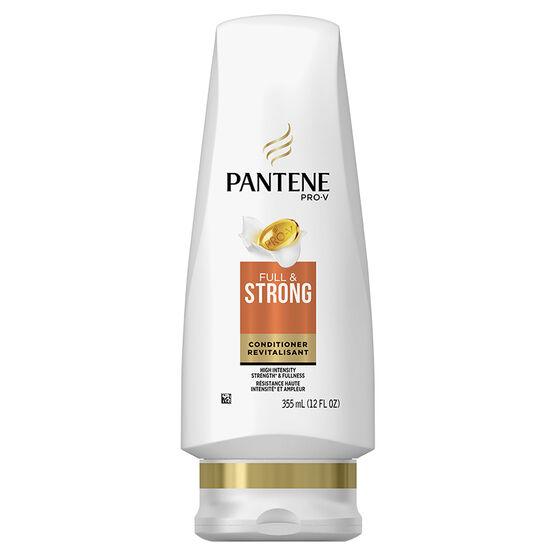 Pantene Full & Strong Conditioner - 375ml