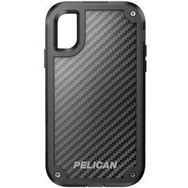 Pelican Shield Case for iPhone X - Black - PNSHLDIP8BKBK