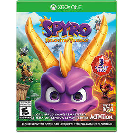 PRE ORDER: Xbox One Spyro Reignited Trilogy
