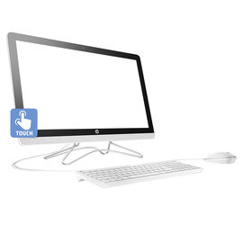 HP All-in-One Desktop Computer 24-e030 - 24 Inch - Intel i5 - Z5N98AA#AB