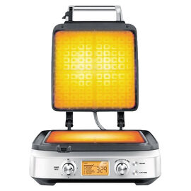 Breville the Smart Waffle Pro - Stainless Steel - BWM640XL