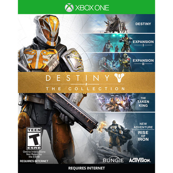 Xbox One Destiny: The Collection (English Only)
