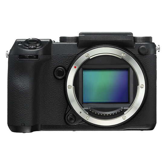 Fujifilm GFX 50 S Body - Black - 600018254