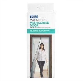London Drugs Mesh Magnetic Door Screen