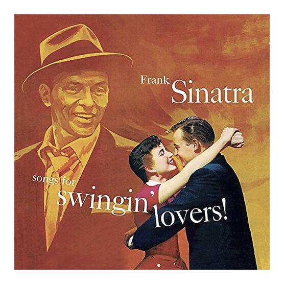 Frank Sinatra - Songs for Swingin' Lovers - Vinyl